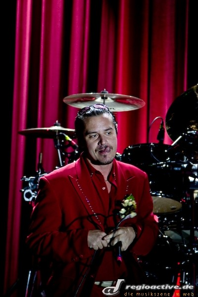 Faith No More (Live in Frankfurt 2009) Foto: Achim Casper punkrockpix